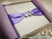 Ekskluzivna čestitka - Silver Butterfly