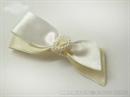 Kitica i rever za vjenčanje Cream Heart