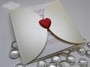 Pozivnica za vjenčanje - Red Heart Diva