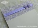 Zahvalnica za vjenčanje Purple Fairy Tale