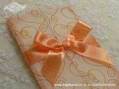 Pozivnica za vjenčanje Orange Love