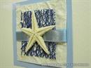Zahvalnica za vjenčanje Plava zvijezda