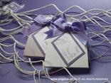 poklon za goste vjenčanja konfet lavanda u ljubičastoj boji