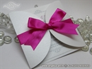 Pozivnica za vjenčanje - Hot Pink Diva