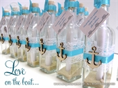 Pozivnica za vjenčanje - Poruka u boci - Sidro