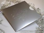 Pozivnica za vjenčanje Silver Charm Exclusive