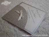 Pozivnica za vjenčanje Diamond Royal Silver