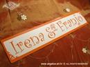 Auto tablica za vjenčanje TIP 7