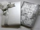 zahvalnica krem perlasta sa 4 slike